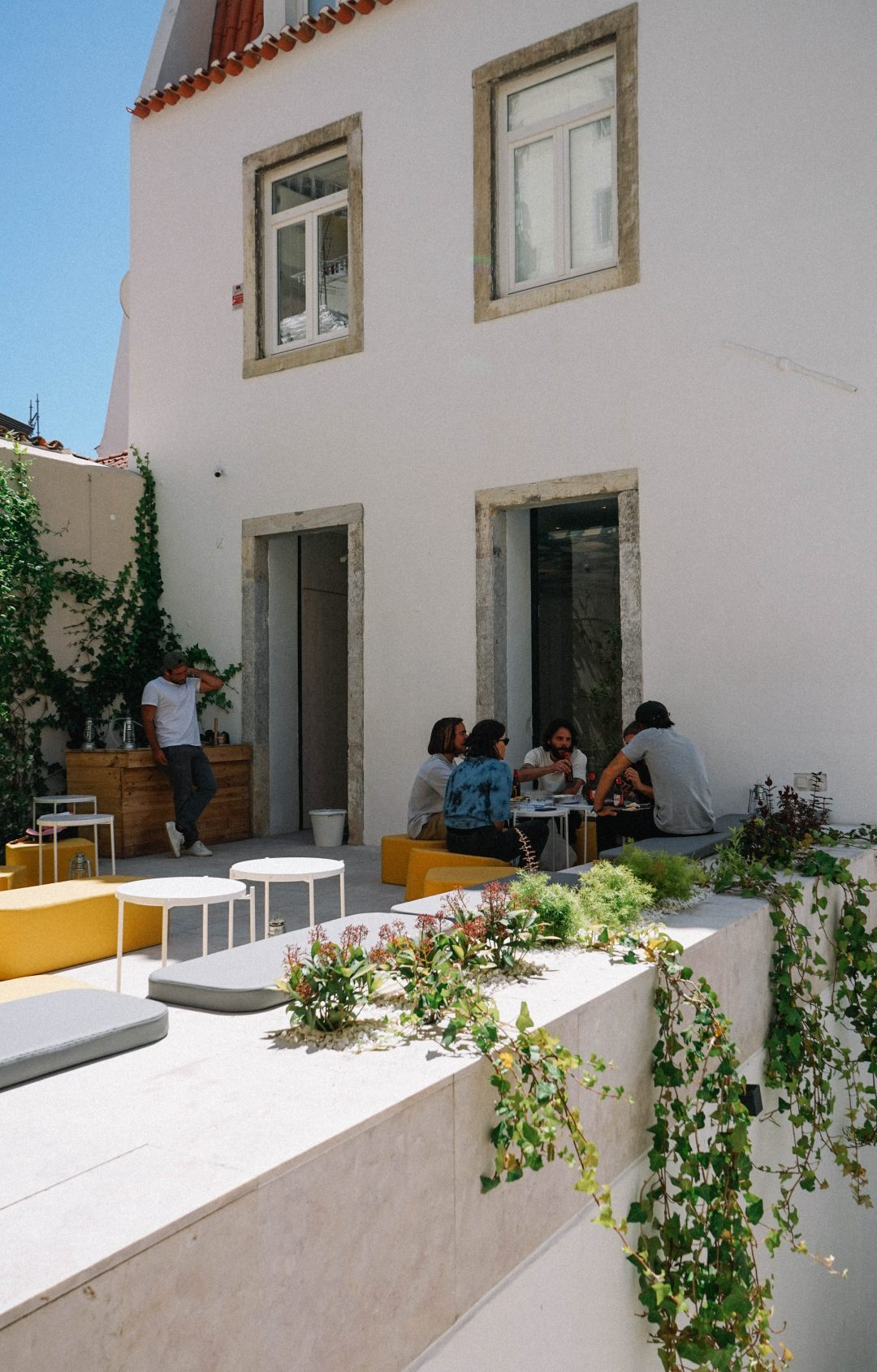 samesame terrace insitu co-living lisboa creative co-living coliving lisbon