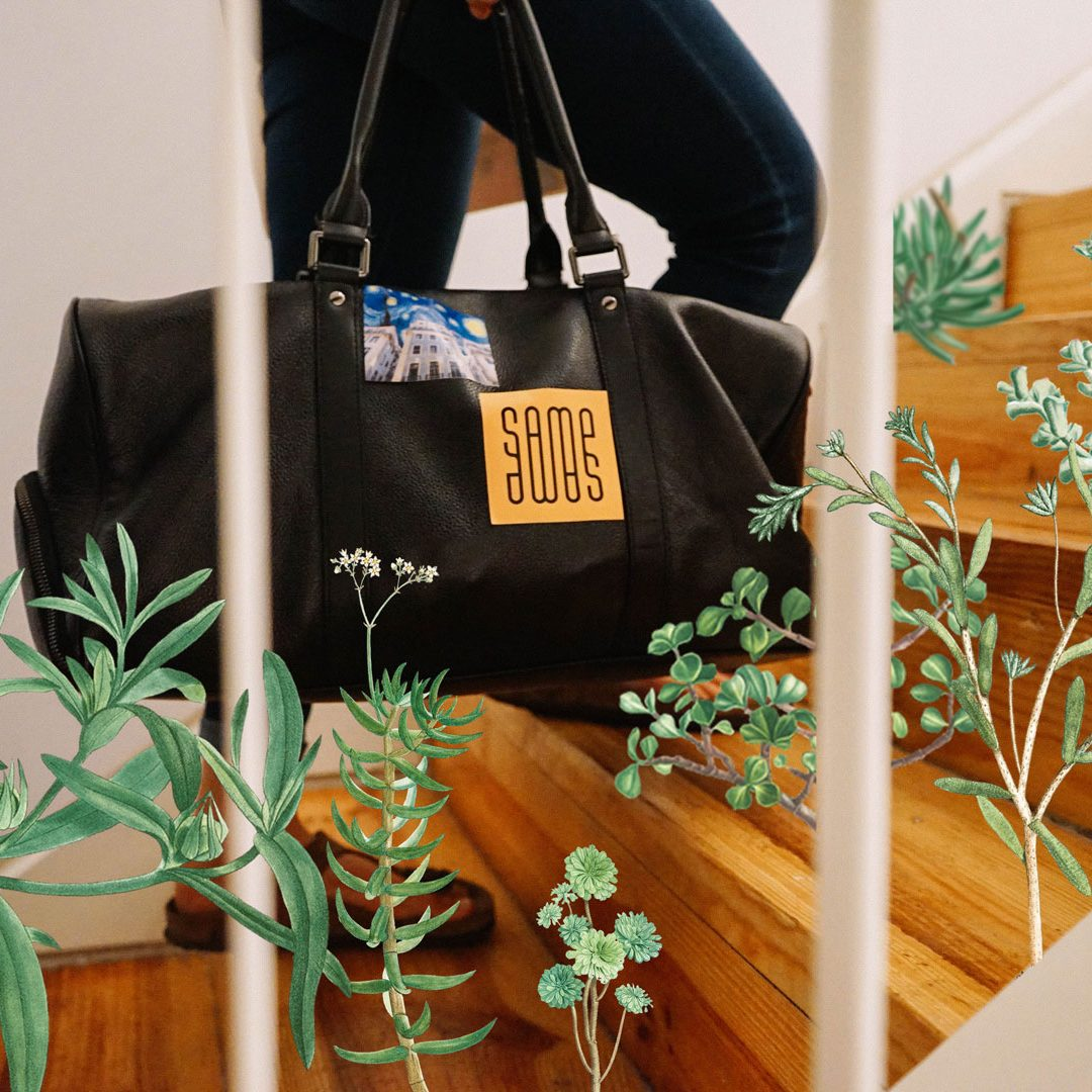 samesame sustainable steps creative co-living coliving lisbon
