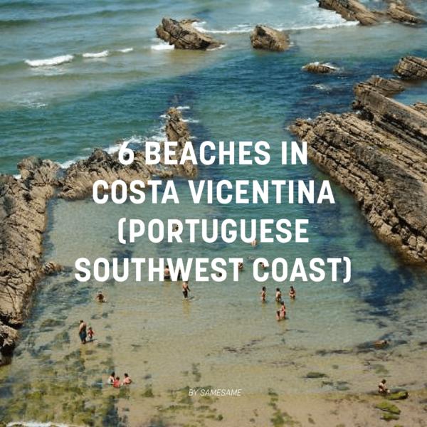 Portuguese southwest coast